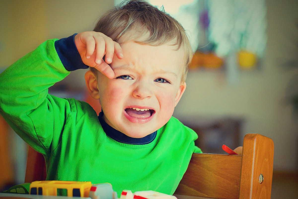 子供のイヤイヤ期で絶対にやってはいけない叱り方