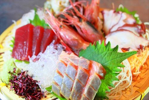 【20】生魚は食べたらダメなのですか?