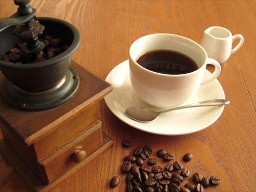 【28】コーヒーはカフェインが入ってるからダメ?
