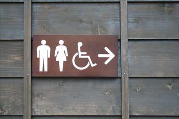 トイレの場所を把握しておく