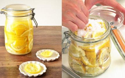 【基本】塩レモンの作り方