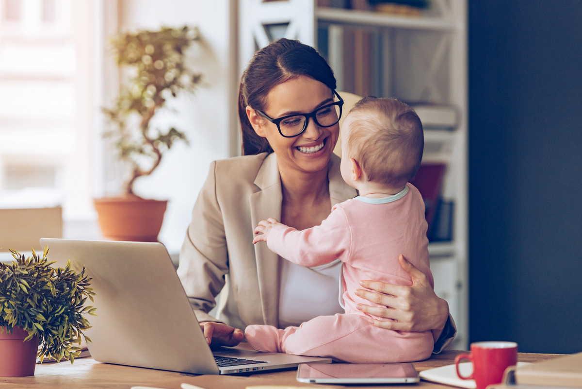 家庭と仕事を両立させる働き方のスタイルを考えよう