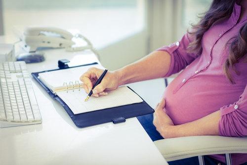 心拍の確認ができたら母子手帳をもらおう!