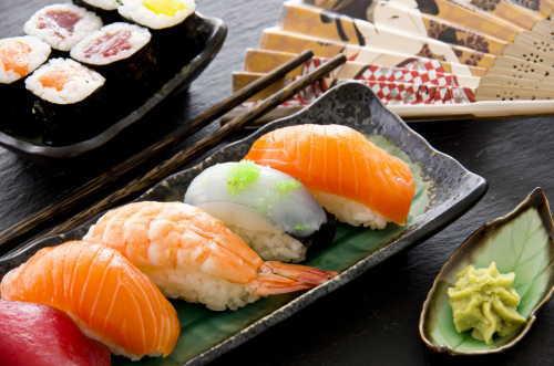 食べられる寿司ネタ・食べられない寿司ネタ一覧