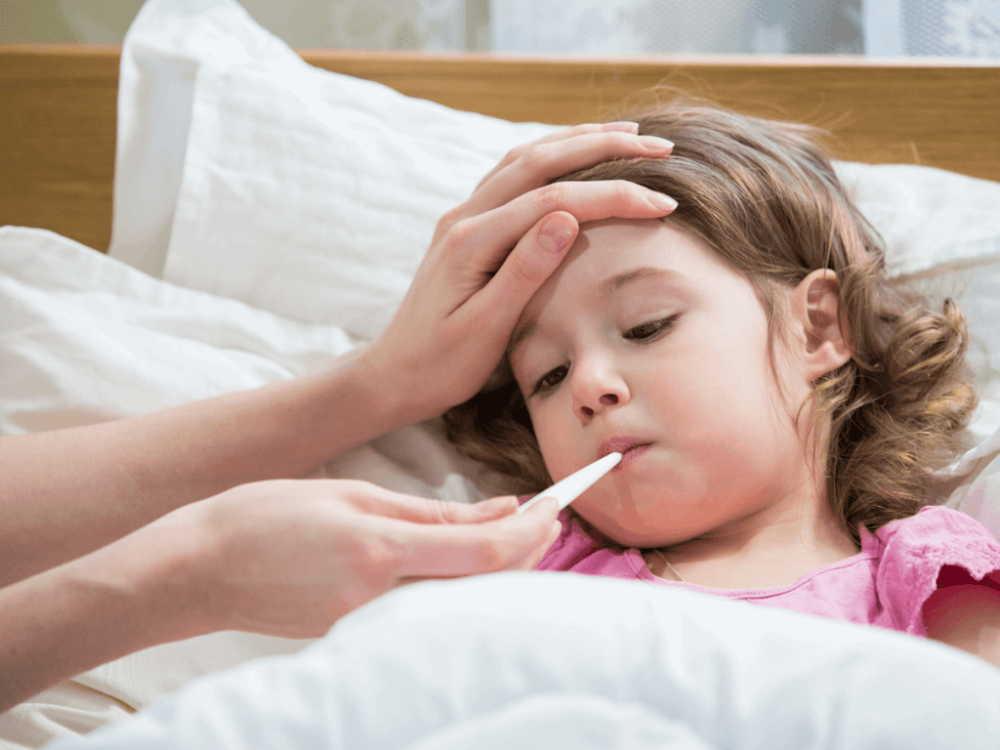 突発性発疹はどんな病気?症状は?うつる?保育園は登園できる?