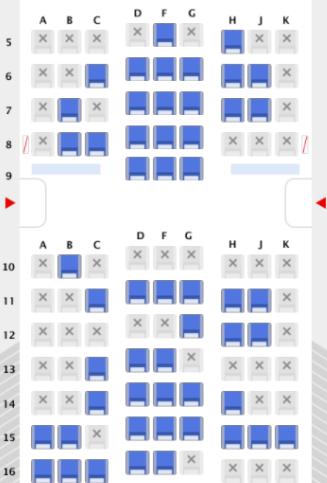 座席指定方法6